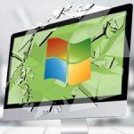 Критическая ошибка повреждает файловую систему однострочной командой в Windows