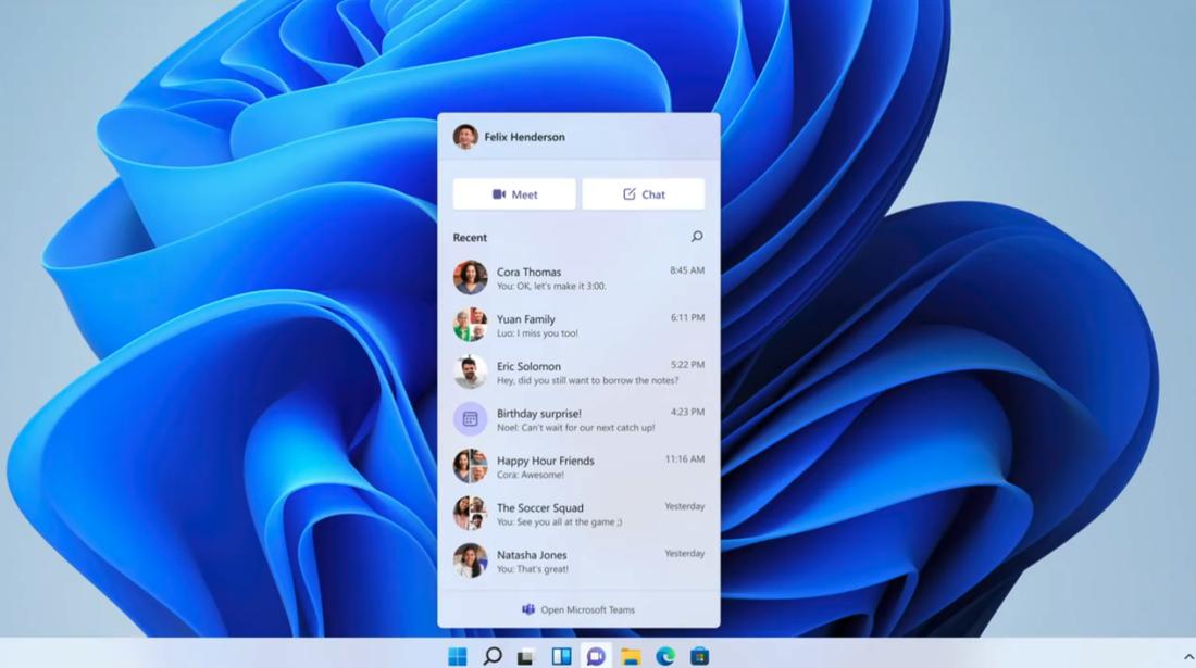 с 05.10.2021 доступна новая Windows 11